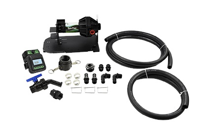 Dura-ABS™ Auto-Batch Tank Pumping System | 12V or 110V Options | Viton Seals