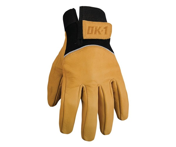 Anti Vibration Pre-Curved Glove