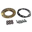 "HEATER FLANGE ADAPTER KIT: 1"" FIPT"
