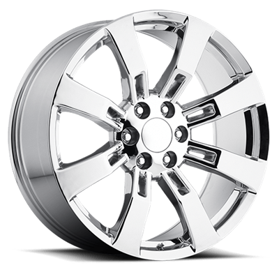 OE Replica 582 Series 22x9 6x139.7 - Chrome