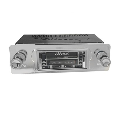 1960-63 Falcon AM/FM Radios with cassette deck