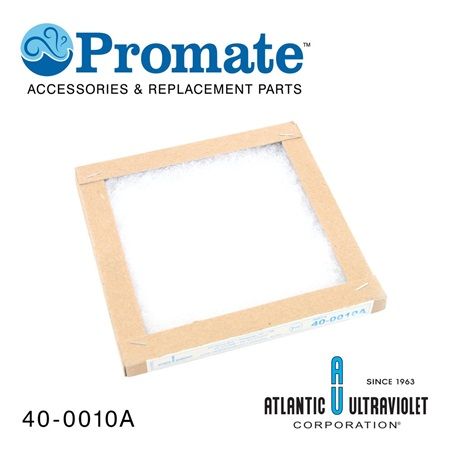 "Promate Air Filter: 7-3/4"" x 7-3/4"" x 1"""