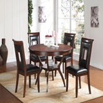 71597 5PC PK DINING SET