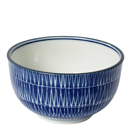 BLUE GRID BOWL