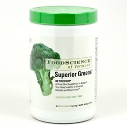 Superior Greens (Dietary Supplement) - 30 Servings