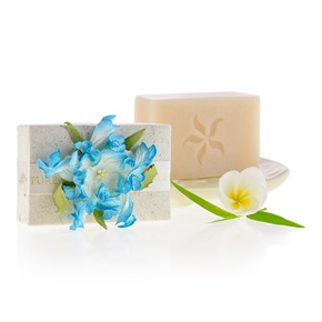 Pure Fiji Luxury Soap in Handmade Paper