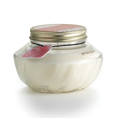 Anemone Glass Jar Soy Candle