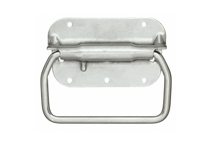 Folding Pull Handle | 304 Stainless Steel | With Hardware