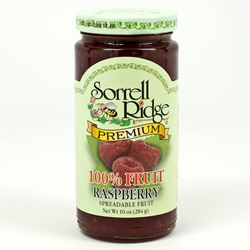 Raspberry Conserves - 10oz