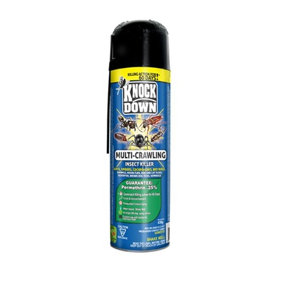 Knock Down Crawling Insect Killer