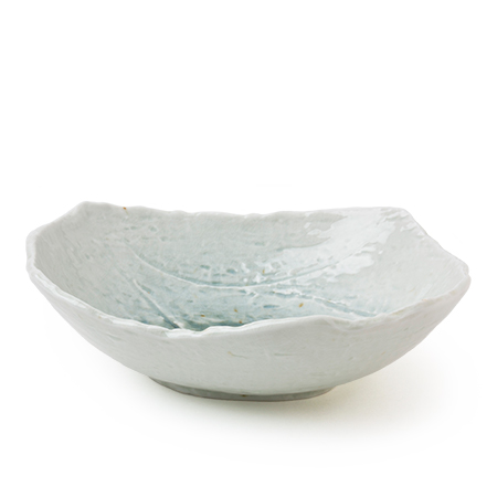 CORAL BLUE LARGE BOWL