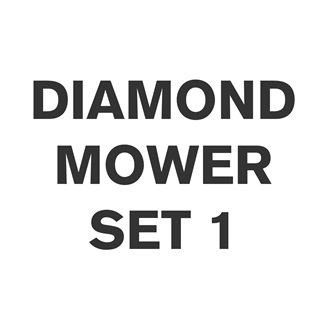 Diamond Mower Flail Set 1