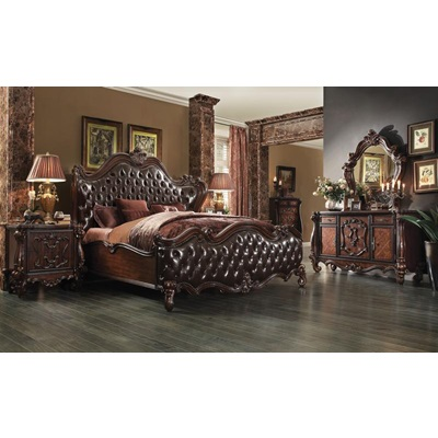 21120Q VERSAILLES QUEEN BED