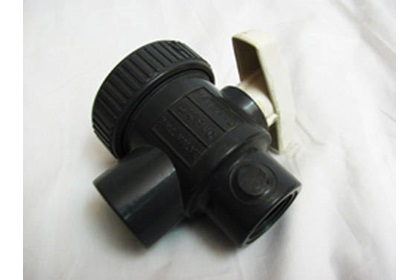 "3/4"" CPVC True-Union Ball Valve"