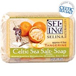 Celtic Sea Salt ® Soap - Tangerine (4.5 oz)