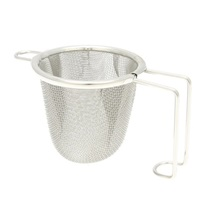 Tea Strainer with Handle/Stand