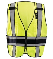 DOR Deluxe Safety Plain Vest