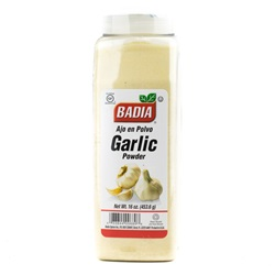 Garlic, Powder