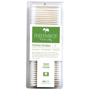 Intrinsics® Cotton Swabs