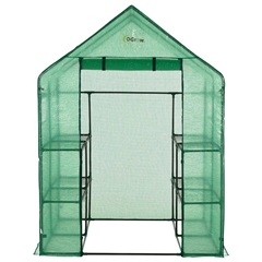 Deluxe Walk-In 2 Tier Portable Greenhouse
