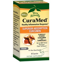 CuraMed BCM-95 500mg (60 Vcaps)