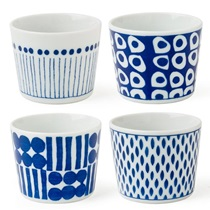 Sou Designs 6 Oz. Soba Cup Set