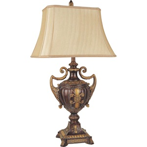 "03172A 31""H TABLE LAMP (1CTN:SH&BS)"