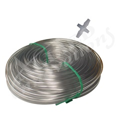 AIR TUBING KIT: 75 FT TUBING PACKAGE WITH COUPLER