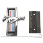 1969 Horse Emblem (with Mounting Kit)
