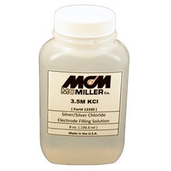 3.5M KCI Electrode Filling Solution, 8oz.