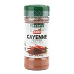 Cayenne Pepper, Ground (Organic) - 1.75oz