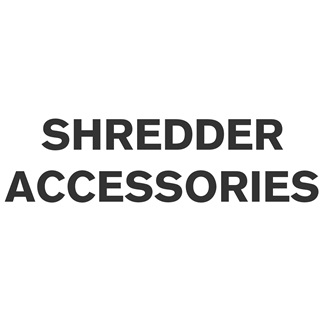 Shredder Accessories