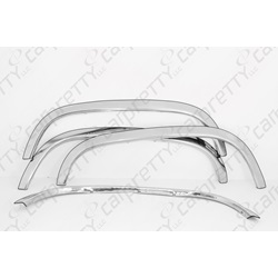 Chrome Fender Trim - FT42