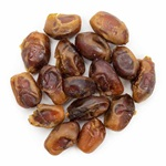 Dates, Zahidi (With Pits) - Organic - 15lb