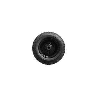 "12"" Tubed Flat-Free Wheel Assembly"