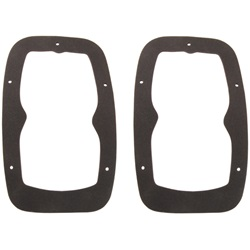 Taillight mounting pad