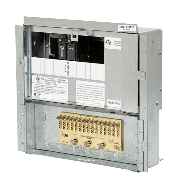 parallax power supply 500 12 distribution panel Supply Diagrams Power Wiring 9S904 click to view a larger image