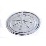 1967-70 Mustang Chrome High Performance Air Cleaner Lid