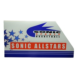 LEFT SIDE DECAL SONIC BB