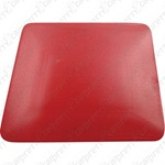 Red Rounded Corner Hard Card