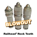 Railhead Rock Teeth