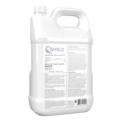 Q Shield™ Professional Surface Protector - 1gal