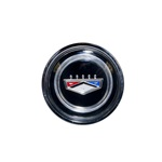 Ford Crest Hub Cap-Black