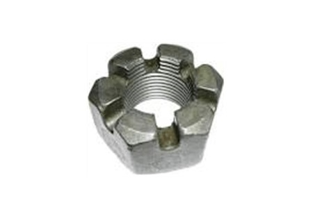 1-8 Slotted Grade 5 Hex Nut