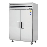 Everest ESR2 2 Door Upright Reach-In Refrigerator
