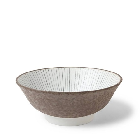 "Tokusa Gray 8.25"" Bowl"