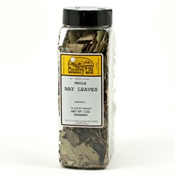 Bay Leaves, Whole (2oz)