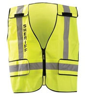 "DOR Public Safety ""Sheriff"" Mesh Vest"