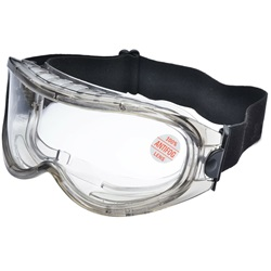 Ergonomic PVC Anti Fog Safety Glasses
