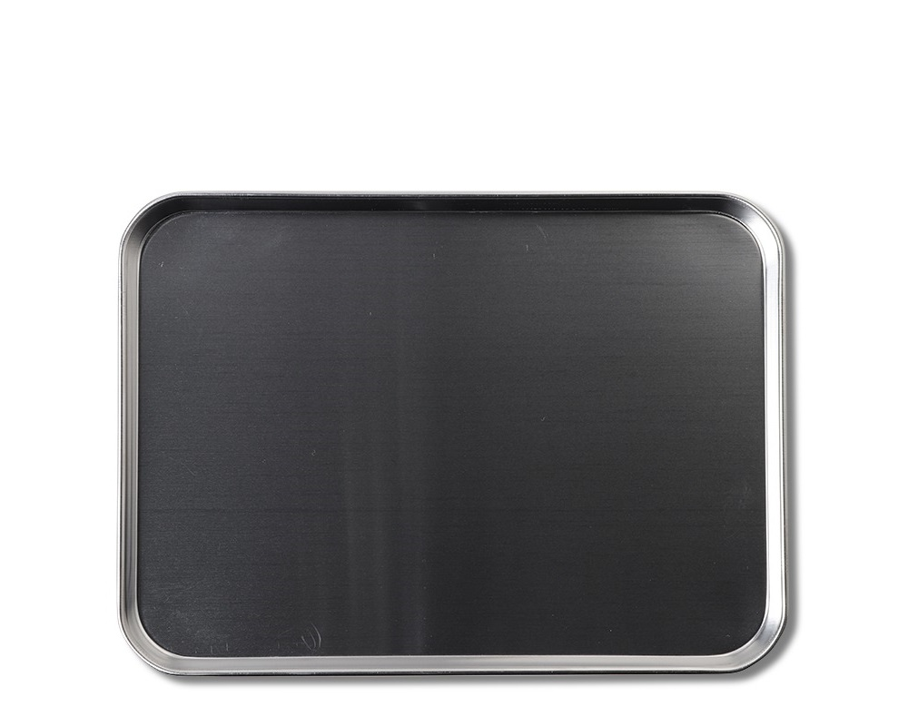 "Tray 10"" x 7.25"" Stainless Steel"